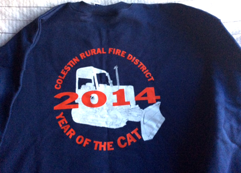 "CRFD ""Year of the Cat"" Fundraising Sweatshirt"
