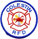 Colestin Rural Fire District logo image