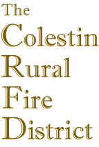 The Colestin Rural Fire District